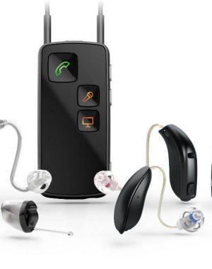 Oticon Alta 2 hearing aids