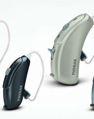 Phonak Audeo hearing aids
