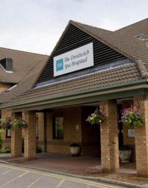 Droitwich Spa hospital