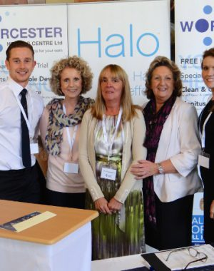 WHC team at Open Event
