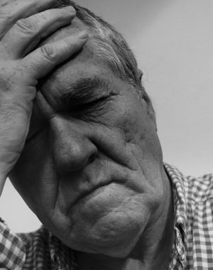 Depression in older people due to hearing loss