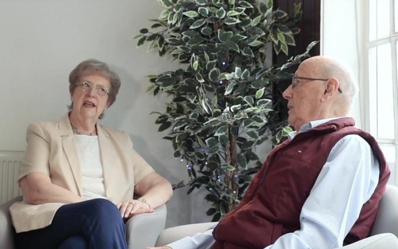 Peter & Georgina Howie's Testimonial