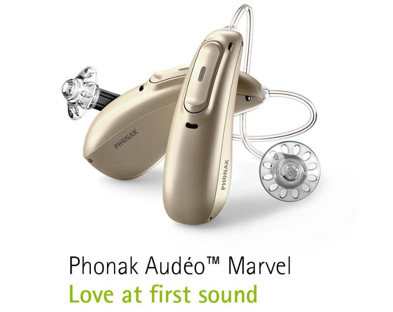 Phonak Marvel hearing aids