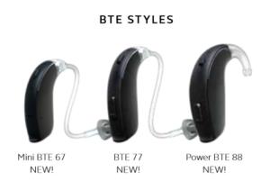 LiNX Quattro BTE styles